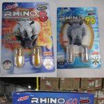 Rhino pills hidden drug ingredient - sexual enhancement